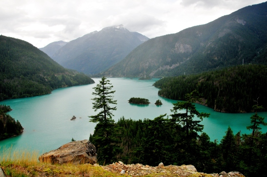 El Diablo Lake - North Cascades, Wa